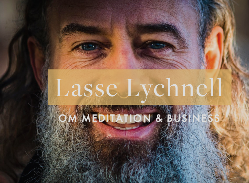 "Podcast: ""Om meditation och business"" (Meditera Mera)"
